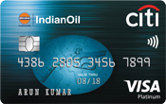 IndianOil Citi Credit Card