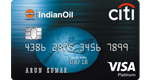 IndianOil Citibank Credit Card