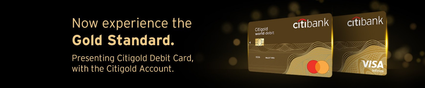 Now experience the Gold Standard